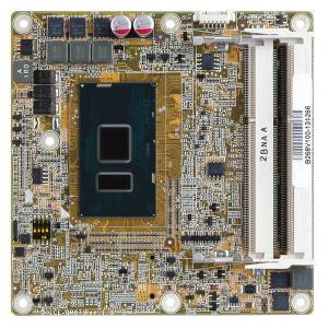 ICE-ULT3-i3-R10 Процессорный модуль COM Express Type 6, Intel Core i3-6100U, DDR4, VGA, LVDS, DDI, GbE, SATAIII, USB 3.0, HD Аудио, -20..+65C