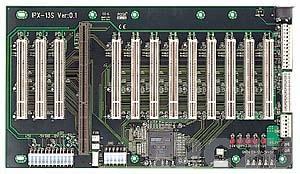 IPX-13S-RS-R40 Объединительная плата PCISA 13 слотов с 1xPCISA/12xPCI, RoHS