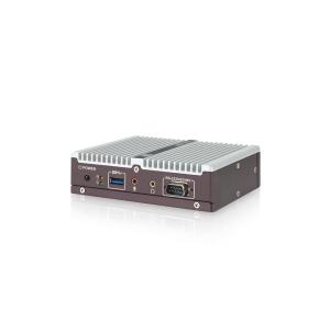 IDS-310-AL-N1/4GB-R10 Безвентиляторный встраиваемый компьютер с Intel Celeron N3350 1,1-2,4 ГГц, 4ГБ DDR3 SO-DIMM (макс 8ГБ), 3xHDMI, 3xUSB 3.2, 1xRS-232/422/485, 2xRJ-45 GbE, 1xM.2 2230, 1xminiPCIe (mSATA), 1xMic in, 1xLine out,-20..60C, питание 12В DC