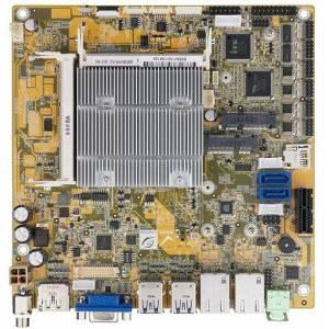 tKINO-BW-N3 Процессорная плата Thin Mini-ITX, процессор Intel Celeron N3160 1.6ГГц, 2x204-pin SO-DIMM DDR3L, 6xCOM, 2xSATA 3, 6xUSB, VGA, HDMI+DP, 2xGbE LAN, mSATA, 1xPCIe x1, 1xMini PCIe, Аудио