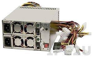 ACE-R4130AP-RS Дублированный Mini Redundant источник питания переменного тока 300Вт ATX, с двумя модулями ACE-R4130AP1-RS, с PFC, RoHS