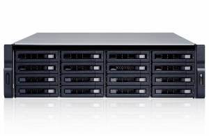 """GRAND-MF-16C-RP 3U cервер с процессором AMD RX-421ND 2.1ГГц, 16 отсеков для накопителей 3.5"""" с передней стороны, резервируемый источник питания 500Вт"""