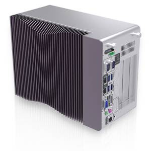 "TANK-870e-H110-i7/4G/3A Встраиваемый безвентиляторый компьютер, Intel Core i7-6700TE 2.4ГГц, Intel H110 чипсет, до 32Гб DDR4 RAM, VGA/HDMI, 2xGb LAN, 2xCOM, 4xUSB 3.0, 1x2.5"" SATA HDD/SDD отсек, Audio, 2x PCI, 1x PCIe, 9...36В DC, -20...60C"