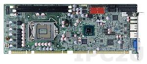 PCIE-H610-DVI Процессорная плата PICMG 1.3, процессоры Intel Core i7/i5/i3/Pentium/CeleronLGA1155, чипсет Intel H61, DDR3 1600/1333МГц, 1xVGA, 1xDVI-D, 2xRS-232, 1xRS-422/485, 1xLPT, 1xFDD, 6xUSb 2.0, 4xUSB 3.0, LAN, 4xSATA, HD Audio