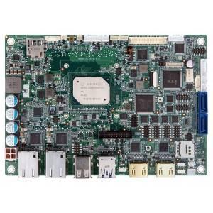 NANO-AL-N1 Процессорная плата EPIC, процессор Intel Celeron N3350 2.3ГГц, 2x204-pin SO-DIMM DDR3L, 6xCOM, 2xSATA 3, 6xUSB, LVDS, 2xHDMI, iDP, 2xGbE LAN, M.2, 1xMini PCIe, Аудио