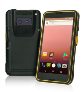 """MODAT-550A-OA53 Защищенный КПК с диагональю 5.5"""" TFT LCD, емкостный сенсорный экран, Quad Cortex-A53 1.5ГГц, 2Гб DDR3, 16Гб eMMC, GPRS/EDGE, 802.11 b/g/n WiFi, Bluetooth, 3G, GPS, FM, NFC, 1D/2D,Камера 13МП, Android 7.0 ОС"""