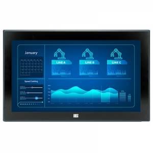 "PPC-FW19D-ULT5-C/4G/PC Панельная рабочая станция с 18.5"" WXGA, емкостный сенсорный экран, Intel Whiskey Lake Celeron 4305UE 2.0ГГц, 4Гб DDR4, HDMI, 3xGbE LAN (2 для PoE), 2xCOM, 4xUSB 3.2, отсек 1x2.5"" SATA HDD/SSD, M.2 A-key, M.2 M-key, питание 12В DC"