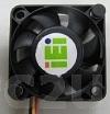 19FFD124010HB2A7-000001-RS Вентилятор для процессора D425/N455/D525, 6500об/мин, 12В/0.09А, 40x40x10мм