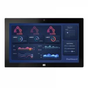"AFL3-W15C-ULT5-i5/P/PC/4G Панельная рабочая станция с 15.6"" TFT LCD, емкостный сенсорный экран, Intel Core i5-8365UE 1.6ГГц, 1х4Гб DDR4, 2.5"" SATA HDD отсек, HDMI, 2xGbE LAN, 2xCOM, 4xUSB 3.2, M.2, камера 2МП, Wi-Fi, Аудио, питание 12В DC"