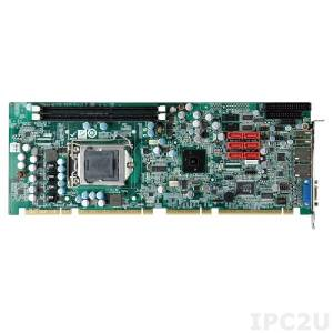 PCIE-Q57A Процессорная плата PICMG 1.3 Intel Core i7 LGA1156, чипсет Q57, до 8Gb DDR3, VGA, 2xGbE LAN, 6xSATA II, 10xUSB
