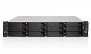 """GRAND-AL-12B-RP 2U cервер с процессором Intel Celeron J3455 1.5ГГц, 12 отсеков для накопителей 3.5"""" с передней стороны, резервируемый источник питания 350Вт"""